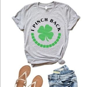 ⭐️NWT Boutique T-Shirt St. Patrick's Day⭐️